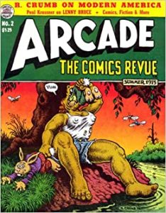 Revue Arcade