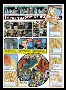 Extrait de In In the Shadow of No Tower d'Art Spiegelman
